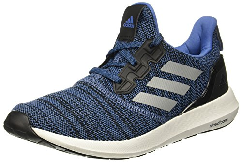 8. Adidas Men's Zeta 1.0 M Traroy, Silvmt, Cblack Running Shoes