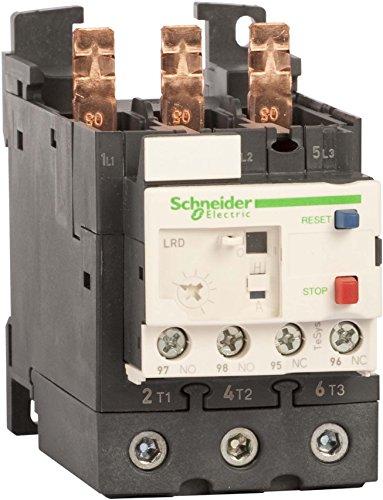 Schneider Electric LRD340L Tesys D Relés de Protección Térmica, 30.40 A, Clase...