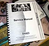 White 2-85 Hydraulics and 3 Point Service Manual