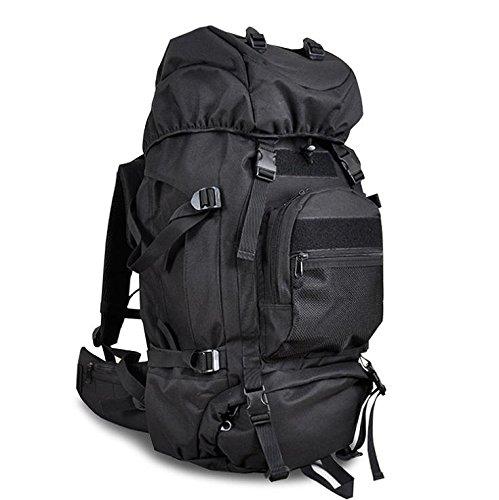 YYY-Un nuova giornata sport all'aperto alpinismo borse moda frenzy Campeggio capacità 3D pacchetto 60L , desert camouflage Black