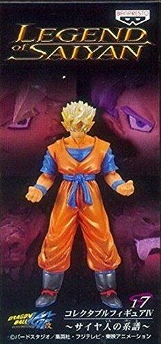 Dragon Ball Kai Banpresto Legend of Saiyan Mini figure-3\
