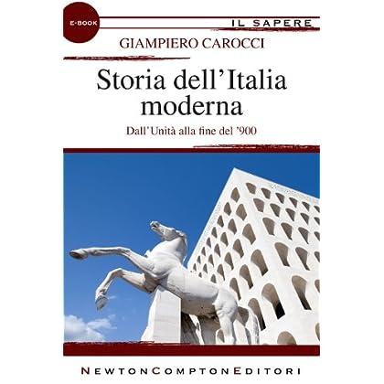 Storia Dell'italia Moderna (Enewton Il Sapere)