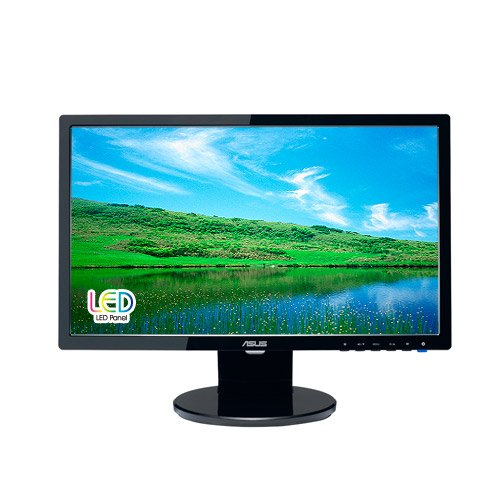 Asus VE198S 19-inch Widescreen LED Multimedia Monitor (1440x900, 5ms, VGA, VESA 100mm x 100mm)