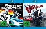 Fast & Furious 5 + 6 DuoSet