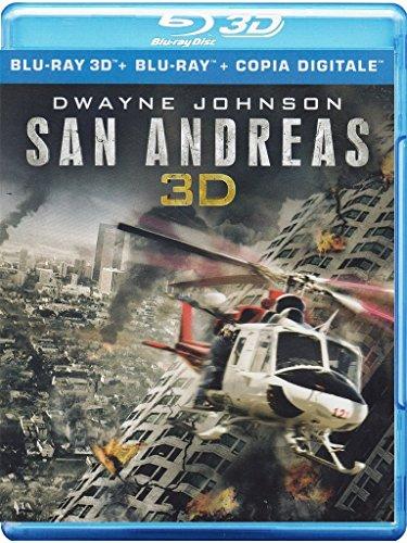 San Andreas (Blu-Ray 3D)