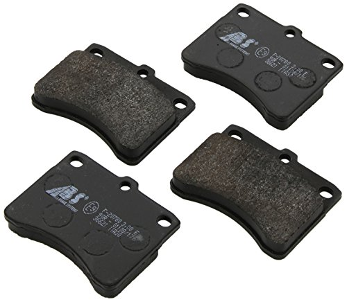 ABS All Brake Systems bv 36621 Pastiglie freno