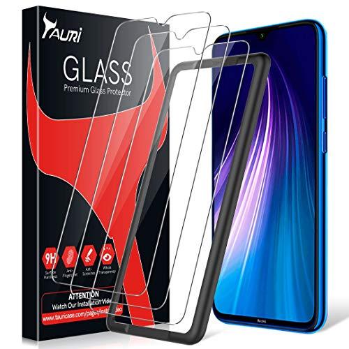 TAURI Protector Pantalla Xiaomi Redmi Note 8 Cristal