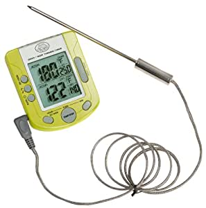 Outdoorchef 14.491.16 Gourmet-Check Dual-Sensor Thermometer