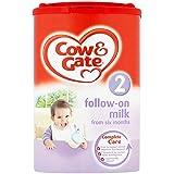 Cow & Gate 2 lait de suite à partir de six mois 900g