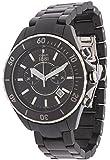 Cerruti Herren Armbanduhr Keramik Schwarz CRA077Z221H