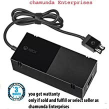 New World Power Supply Adapter for Microsoft Xbox One Console 220 v India Use with 3 month warranty