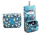 ZZLAY Multifunktions Hanging Toiletry Kit Reise BAG Kosmetik Tragetasche Portable Make-up Tasche wasserdichte Reisetasche für Frauen Mädchen