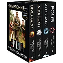 Divergent Series Box Set (books 1-4)