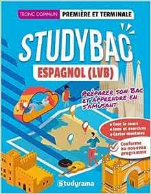 Espagnol (LVB) - Première et terminale: Tronc commun: Amazon.fr: DAHBI,  NASSERA: Livres
