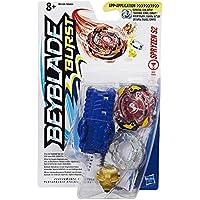 Beyblade - Sspryzen s2 - peonza con lanzador (Baby alive B9488ES0)