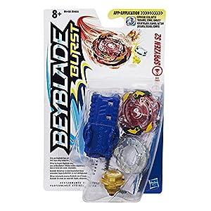 Beyblade - B9488 - Pack Starter Spryzen 2 - Orange