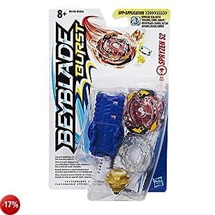 Hasbro Beyblade Beyblade B9488ES0 - Trottola con Lanciatore Spryzen S2