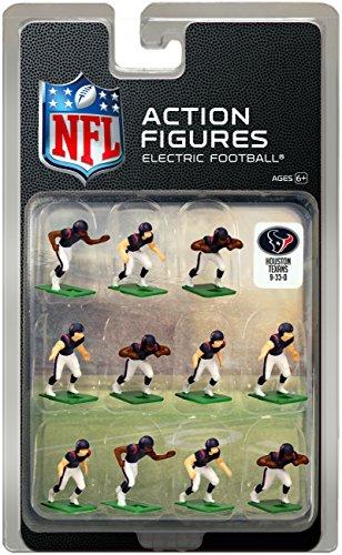 Houston Texans?Dark Uniform NFL Action Figure Set by Tudor Games