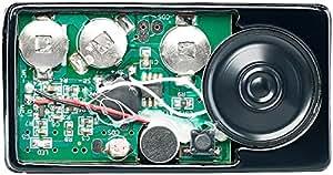 module sonore pour paquet cadeau fournitures de bureau. Black Bedroom Furniture Sets. Home Design Ideas