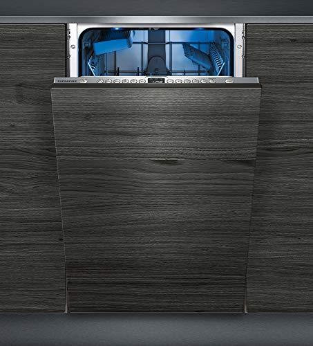 Siemens iQ300 SR736D11IE lavavajilla Totalmente integrado