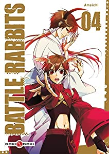 Battle Rabbits Edition simple Tome 4