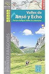 Descargar gratis Valles de Ansó y Echo 1:25.000 en .epub, .pdf o .mobi