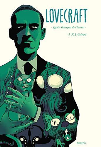 Lovecraft - Quatre classiques de l'horreur par Lovecraft, Culbard