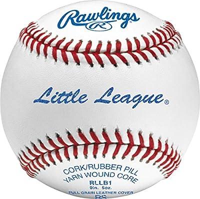 Rawlings rllb1ligas menores de béisbol de grado de competencia (22,9cm)