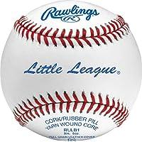 Rawlings Sport Goods RLLB1 Official Little League Baseball - Quantity 1