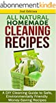 Cleaning: All Natural Homemade Cleani...