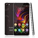 OUKITEL C5 PRO 4G Smartphone Débloqué(5.0'' HD 1280 x 720 -Deux Caméras 5MP 8MP -2Go RAM 16Go ROM - MT6737 Quad Core -Dual SIM GPS OTA) - Noir