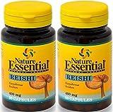 Nature Essential Reishi - 50 Cápsulas (Pack 2 u.)