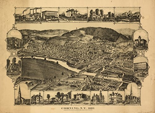 1882-corning-new-york-birds-eye-map-corning-ny-1882-junction-of-the-new-by-historic-map