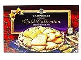 Campbells All Butter Shortbread - Gold Collection, A Delicious Selection Shortbread in Gift Carton