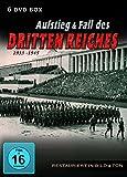Aufstieg & Fall des Dritten Reiches [6 DVDs]