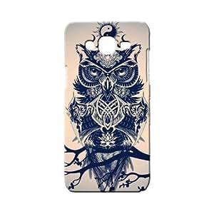 BLUEDIO Designer 3D Printed Back case cover for Samsung Galaxy E7 - G1788