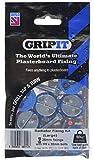 GripIt 25 mm Heizkörper (Groß) Befestigungs-Set für Gipskarton-Ständerwände – Maximale Belastung 113 kg