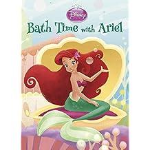 Bath Time with Ariel (Disney Princess) (Bright & Early Board Books(tm))