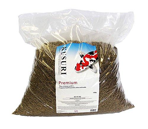 Kusuri Koi Food Premium, Medium 15 kg - Buy Online in Oman