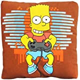 SIMPSONS - Coussin Bart jeux vidéos