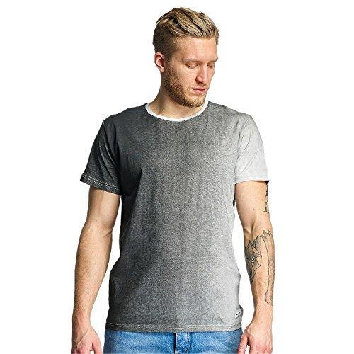 !Solid Herren Oberteile/T-Shirt Hadden Grau