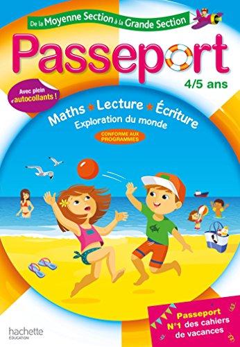 Passeport de la Moyenne Section à la Grande Section