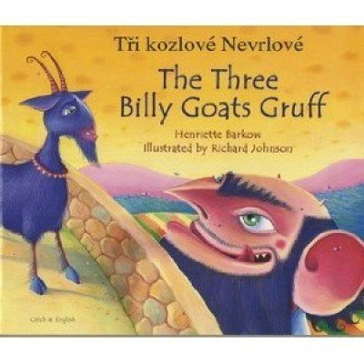 Three Billy Goats Gruff por Henriette Barkow