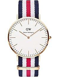 Daniel Wellington DW00100002_wt Reloj de pulsera para hombre