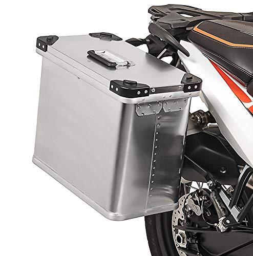 Alu Seitenkoffer für BMW HP2 Enduro Bagtecs 34l