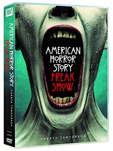 American Horror Story Temporada 4 [DVD]