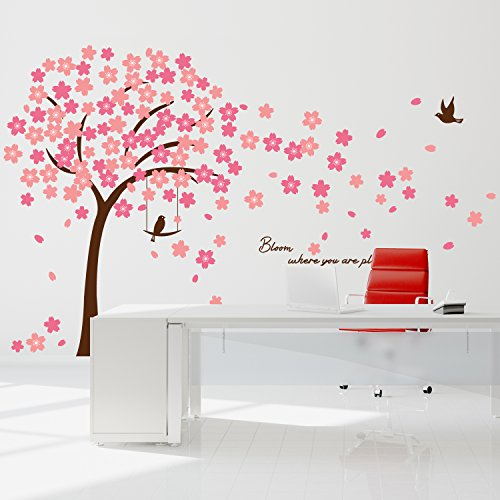 Décoration intérieure Walplus 3D coloré Shine Papillons ...