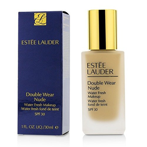Estée Lauder Double Wear Nude Water Fresh Makeup Ivory Beige, 30 ml
