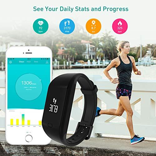 Zoom IMG-2 fitpolo bracciale fitness orologio activity