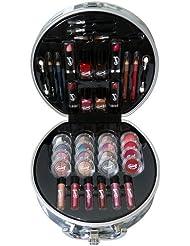 Gloss! Mallette de Maquillage - 40 Pièces de Cosmétiques